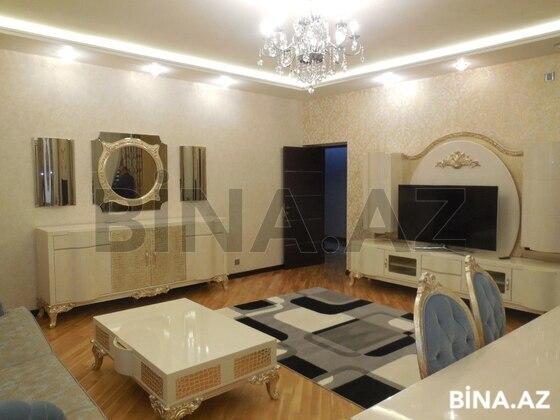 3 otaqlı yeni tikili - Nizami m. - 160 m² (1)