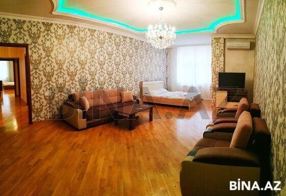 3 otaqlı yeni tikili - Nəsimi r. - 125 m² (1)