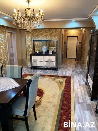 3 otaqlı yeni tikili - Bakıxanov q. - 103 m² (1)