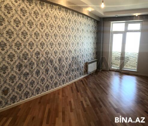 3 otaqlı yeni tikili - Qara Qarayev m. - 114 m² (1)