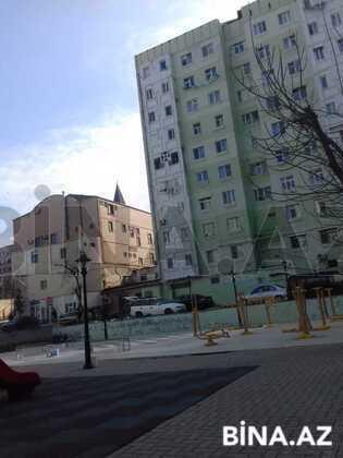 3 otaqlı köhnə tikili - Badamdar q. - 64 m² (1)