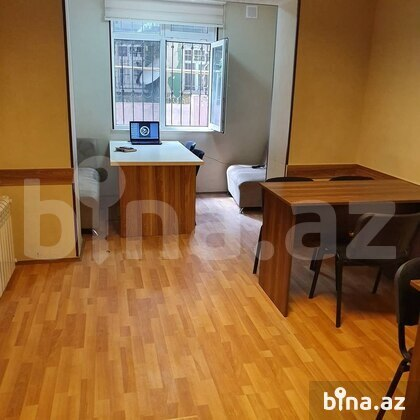 4 otaqlı ofis - Nəriman Nərimanov m. - 100 m² (1)