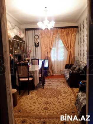 2 otaqlı köhnə tikili - Qara Qarayev m. - 50 m² (1)