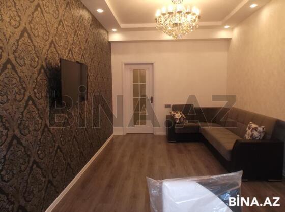 3 otaqlı yeni tikili - Şah İsmayıl Xətai m. - 102 m² (1)