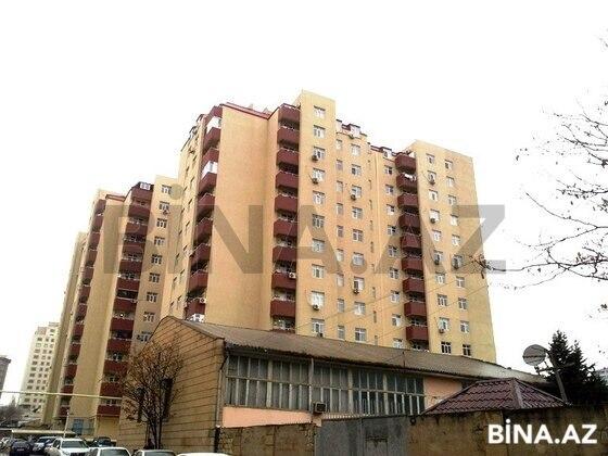 3 otaqlı yeni tikili - Şah İsmayıl Xətai m. - 109 m² (1)