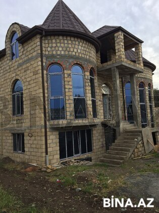 7 otaqlı ev / villa - Gəncə - 510 m² (1)