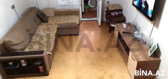 1 otaqlı köhnə tikili - İnşaatçılar m. - 45 m² (1)