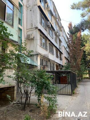 4 otaqlı köhnə tikili - Memar Əcəmi m. - 105 m² (1)