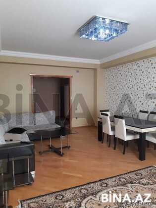 3 otaqlı yeni tikili - Azadlıq Prospekti m. - 118 m² (1)
