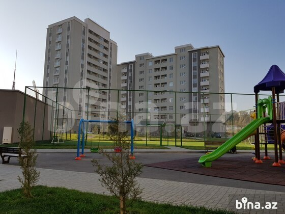 1 otaqlı yeni tikili - Yasamal q. - 33 m² (1)