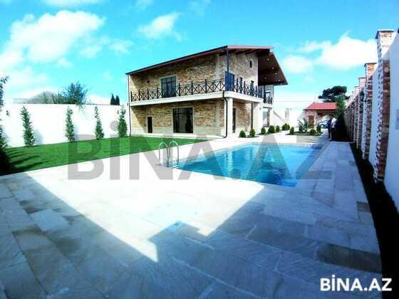 Bağ - Mərdəkan q. - 300 m² (1)