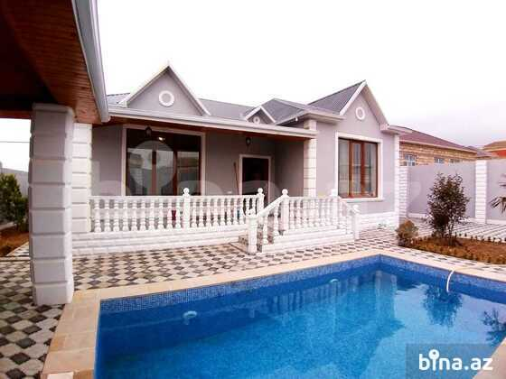 Bağ - Mərdəkan q. - 150 m² (1)