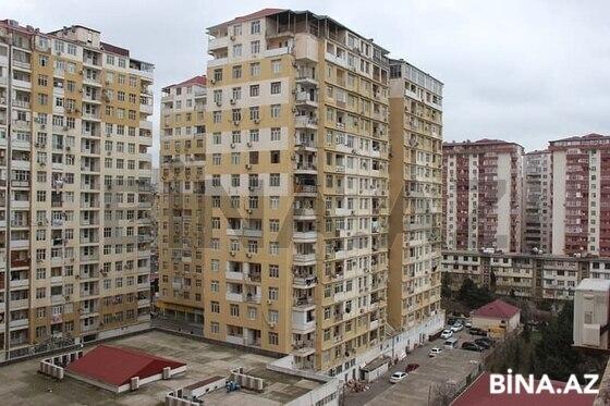 3 otaqlı yeni tikili - Həzi Aslanov m. - 120 m² (1)