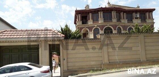 8 otaqlı ev / villa - Həzi Aslanov q. - 800 m² (1)