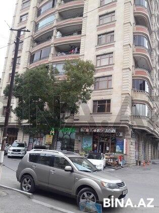 3 otaqlı yeni tikili - Nəriman Nərimanov m. - 119 m² (1)
