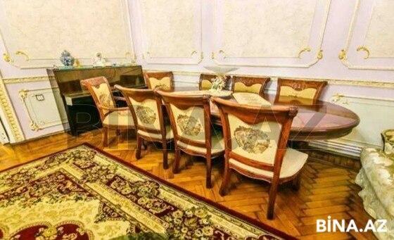 4 otaqlı köhnə tikili - Sahil m. - 130 m² (1)