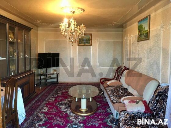 3 otaqlı köhnə tikili - Nəsimi r. - 60 m² (1)