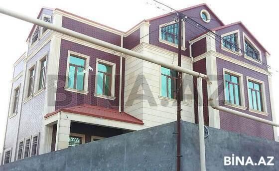8 otaqlı ev / villa - Bakıxanov q. - 600 m² (1)