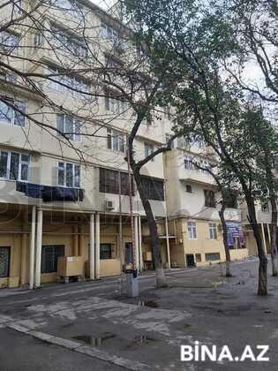 3 otaqlı köhnə tikili - Gənclik m. - 110 m² (1)