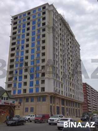 3 otaqlı yeni tikili - Nərimanov r. - 129.3 m² (1)
