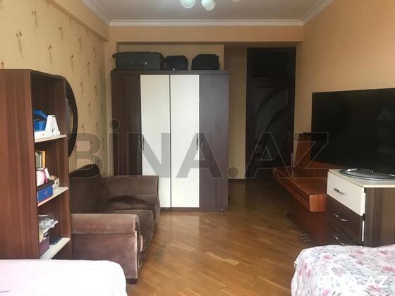 3 otaqlı yeni tikili - Şah İsmayıl Xətai m. - 114 m² (1)