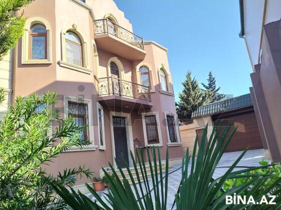 8 otaqlı ev / villa - Nizami r. - 360 m² (1)