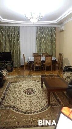 3 otaqlı yeni tikili - Nəriman Nərimanov m. - 135 m² (1)
