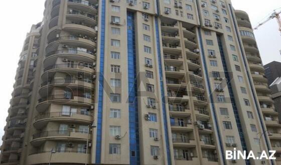 4 otaqlı yeni tikili - Şah İsmayıl Xətai m. - 176 m² (1)