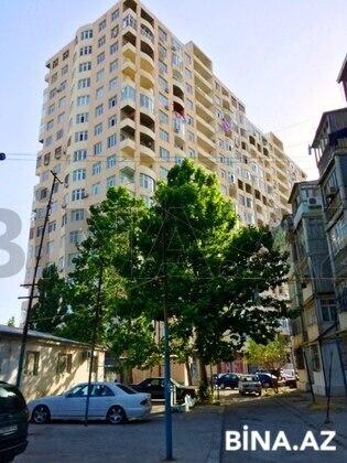 3 otaqlı yeni tikili - Qara Qarayev m. - 108 m² (1)
