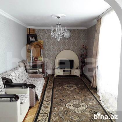 4 otaqlı köhnə tikili - Neftçilər m. - 115 m² (1)