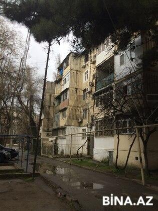 3 otaqlı köhnə tikili - Neftçilər m. - 62 m² (1)