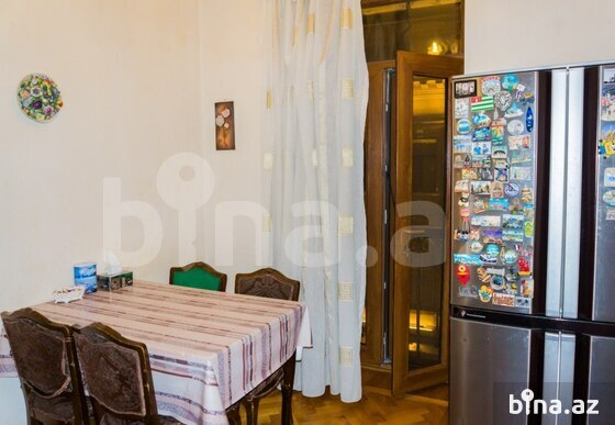 3 otaqlı köhnə tikili - Sahil m. - 78 m² (1)
