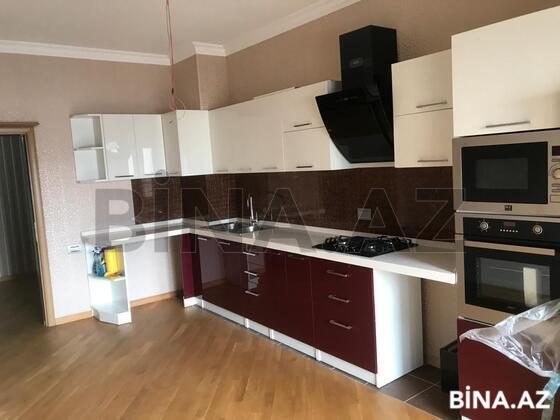 4 otaqlı yeni tikili - Şah İsmayıl Xətai m. - 175 m² (1)
