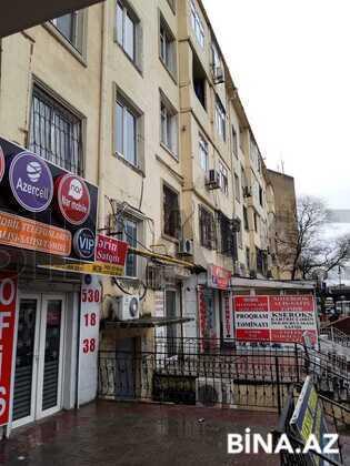 2 otaqlı köhnə tikili - Memar Əcəmi m. - 35 m² (1)