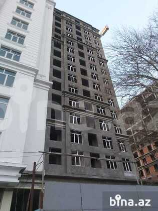 1 otaqlı yeni tikili - Nəsimi r. - 59 m² (1)