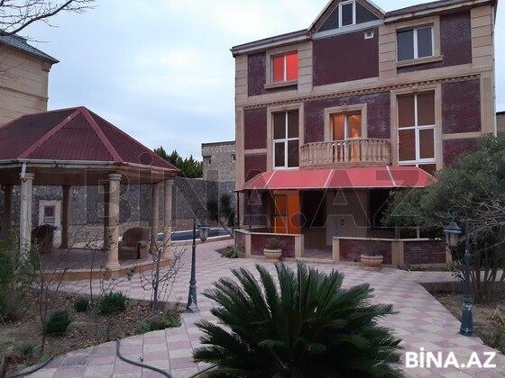 Дача - пос. Новханы - 300 м² (1)