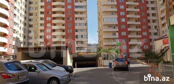 3-комн. новостройка - м. Шах Исмаил Хатаи - 110 м² (1)