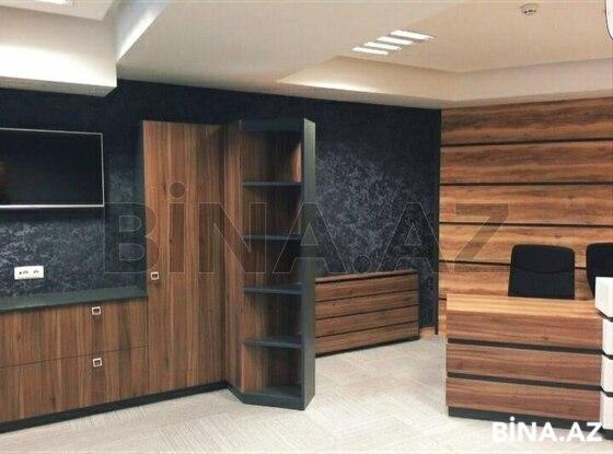 4 otaqlı ofis - Şah İsmayıl Xətai m. - 130 m² (1)