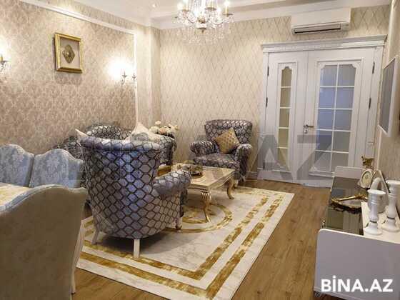 2 otaqlı yeni tikili - Xətai r. - 90 m² (1)