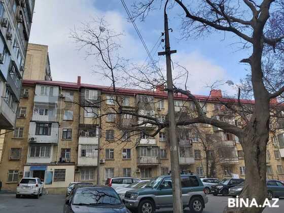 3 otaqlı köhnə tikili - Yasamal r. - 62 m² (1)