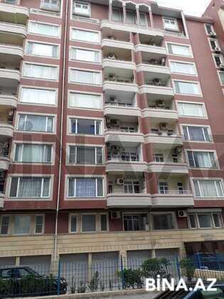 2 otaqlı yeni tikili - Şah İsmayıl Xətai m. - 80 m² (1)