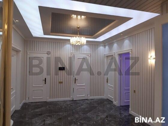 4 otaqlı yeni tikili - Elmlər Akademiyası m. - 200 m² (1)