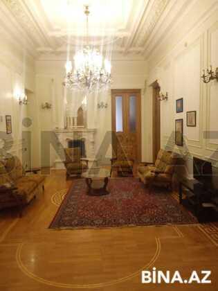 6 otaqlı köhnə tikili - Nizami m. - 270 m² (1)