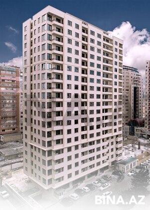 1 otaqlı yeni tikili - Nəsimi r. - 67 m² (1)