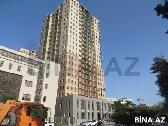 3 otaqlı yeni tikili - Yasamal r. - 145 m² (1)
