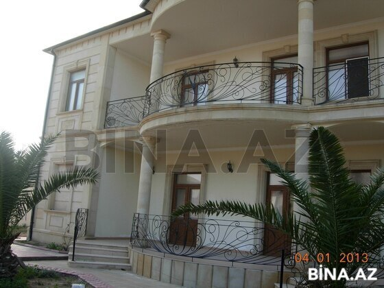 5 otaqlı ev / villa - Buzovna q. - 500 m² (1)