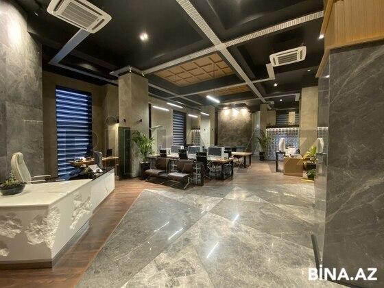 8 otaqlı ofis - Nərimanov r. - 700 m² (1)