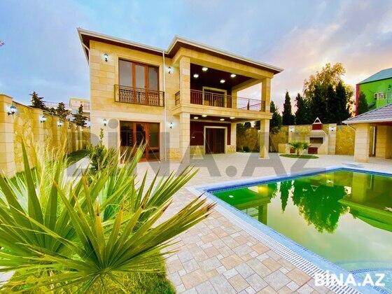 Bağ - Şüvəlan q. - 350 m² (1)