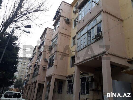 4 otaqlı köhnə tikili - Azadlıq Prospekti m. - 90 m² (1)