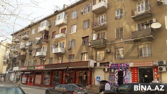 2 otaqlı köhnə tikili - Nəsimi r. - 55 m² (1)